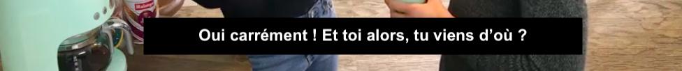 Les sous-titres en closed caption par Kannelle