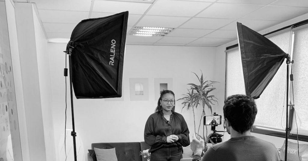 Réalisation de vidéo en interne avec Kannelle