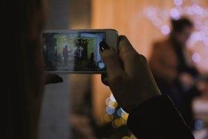 Vidéo avec un smartphone