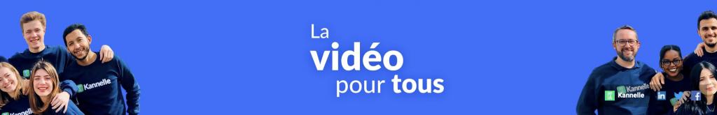Promouvoir sa chaîne YouTube avec une bannière
