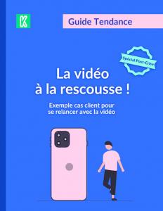 Guide pour se relancer avec la vidéo par Kannelle