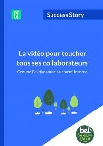 Video Communication Interne Groupe Bel