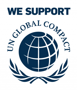 UN global impact logo