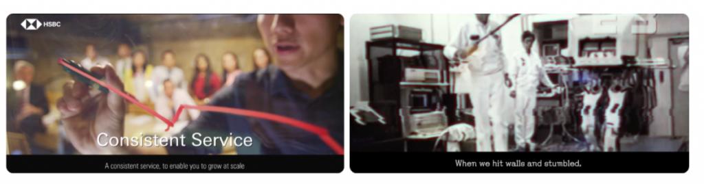 Clichés about classic corporate video