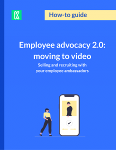Employee advocacy cover