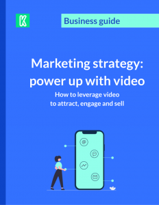 Guide for marketing videos cover