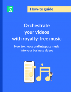 royalty free music guide cover