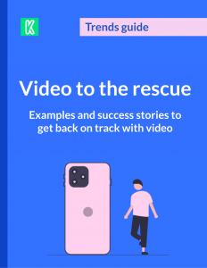 Guide video to the rescue cover