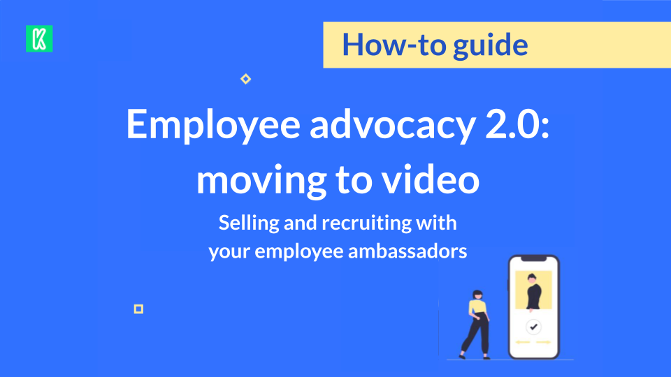 Employee advocacy guide cover