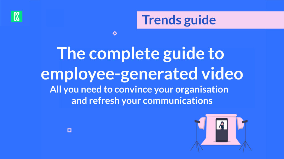 Kannelle guide employee video cover horizontal