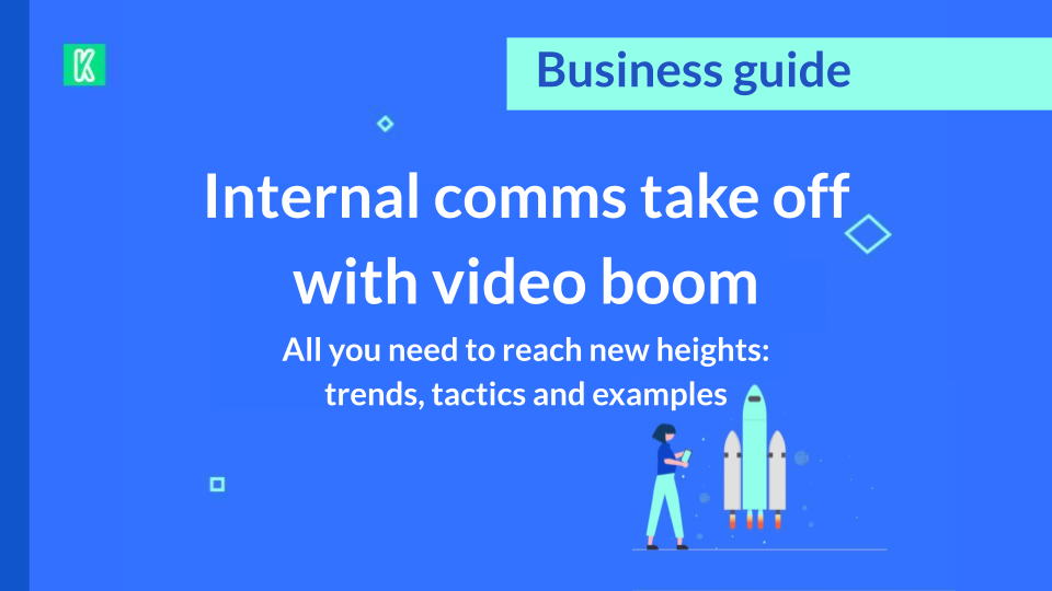 Internal communications guide cover