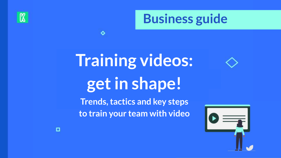 Training video guide cover horizontal