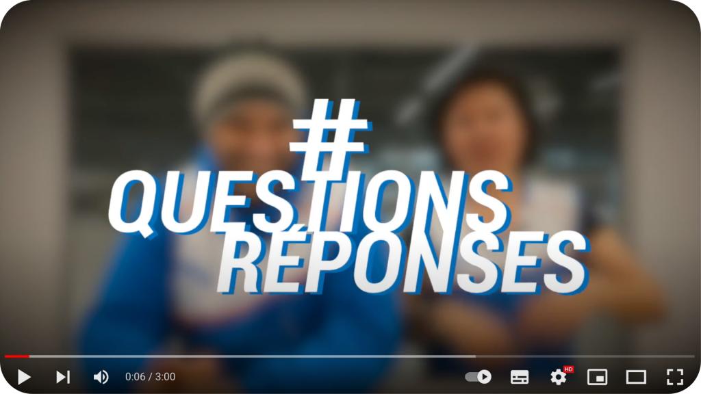 FAQ recrutement de Décathlon en vidéo