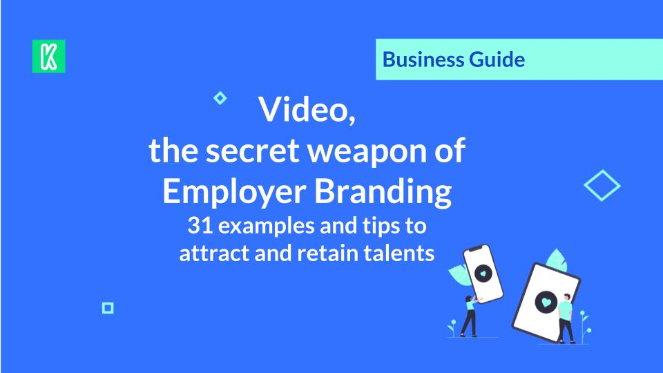 Cover of Employer brand guide